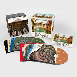 Choir of St Johns College Cambridge: The Complete Argo Recordings