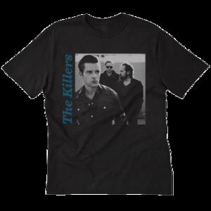 The Killers: Wonderful Wonderful Black T-Shirt