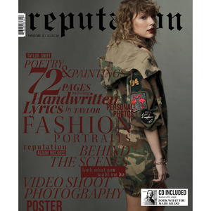 Taylor Swift: reputation Special Edition 2