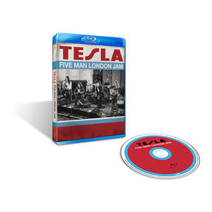 Tesla: Five Man London Jam Blu-Ray