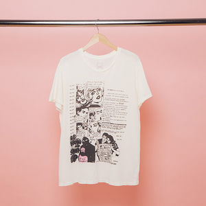 The 1975: Old Matty Comic Vintage T-Shirt