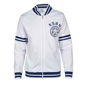 Kasabian: Track Jacket White