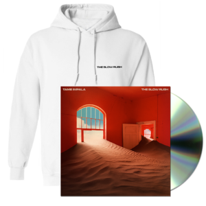 Tame Impala: THE SLOW RUSH HOODIE + CD