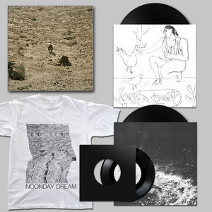 Ben Howard: Noonday Dream - Deluxe LP + TEE