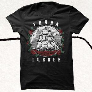 Frank Turner: Ship T-Shirt