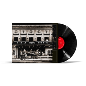 Elbow: Live at The Ritz – An Acoustic Performance 180g Black Vinyl