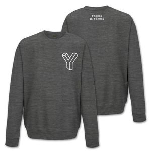 Years & Years: Y Logo Tour Sweater