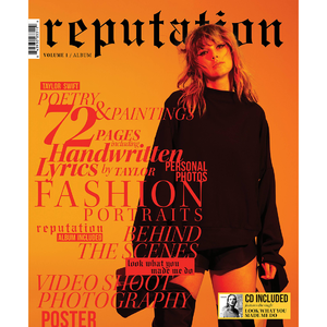 Taylor Swift: reputation Special Edition 1