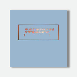 Manic Street Preachers: Everything Must Go 20: Limited Edition Boxset