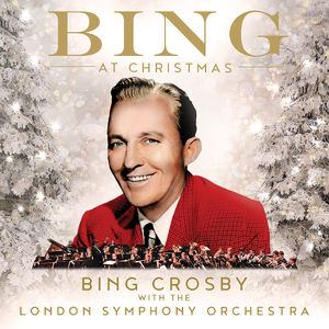 Bing Crosby and the London Symphony Orchestra: Bing At Christmas CD