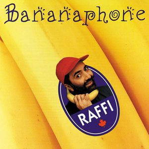 Raffi: Bananaphone (CD)