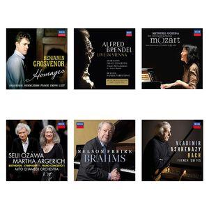 Various Artists: Piano Day Bundle