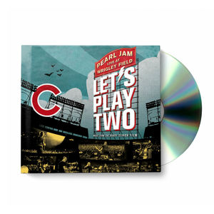 Pearl Jam : Let's Play Two Soundtrack CD