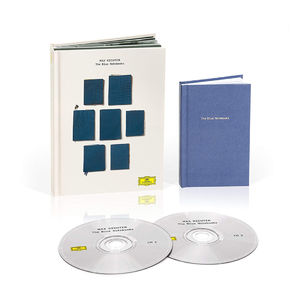 Max Richter: The Blue Notebooks - 15 Years (Super Deluxe Book)