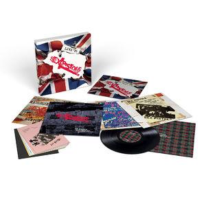 Sex Pistols: Live 76 Quadruple LP Set