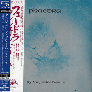 Tangerine Dream: Phaedra: SHM-CD