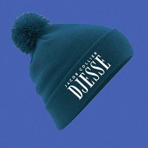 Jacob Collier: Djesse Vol.1 petrol beanie