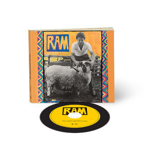 Paul and Linda McCartney: Ram – CD Digipack