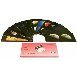London Stereoscopic Company: ASTRO Series 2: Set of 12 Stereo Cards