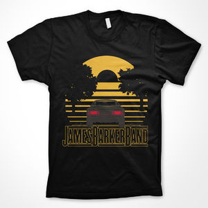 James Barker Band: Chills Sunset Tee