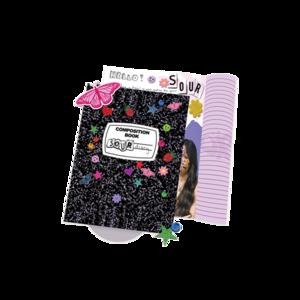 Olivia Rodrigo: Deluxe Sour Journal with CD