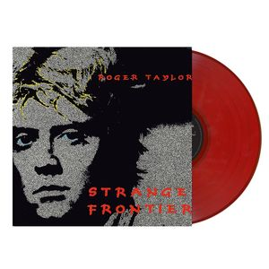 Roger Taylor: Strange Frontier (Limited Edition Red Vinyl)