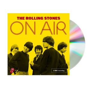 The Rolling Stones: On Air Deluxe CD