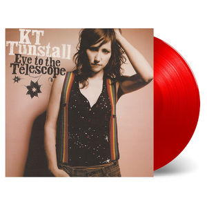 KT Tunstall: Eye To The Telescope: Red Vinyl