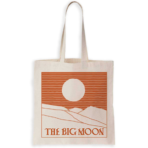 The Big Moon: The Big Moon Tote Bag