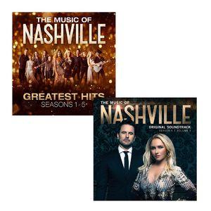 Various Artists: The Music Of Nashville Soundtrack Bundle
