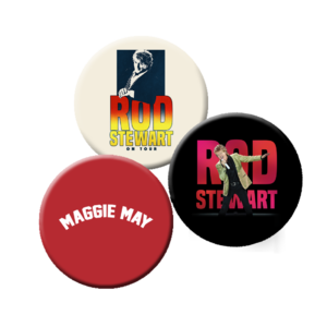Rod Stewart: SUMMER PIN SET