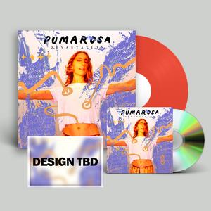 Pumarosa: Devastation CD + Vinyl LP & Signed Print