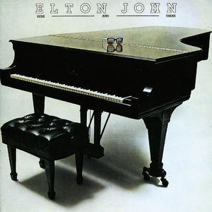 Elton John: Here And There: Vinyl