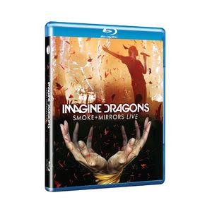 Imagine Dragons: Smoke + Mirrors Live Blu-Ray