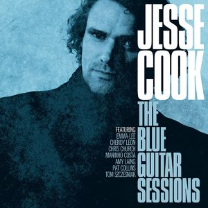 Jesse Cook: The Blue Guitar Sessions