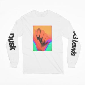 S.G. Lewis: Dusk L/S (White)