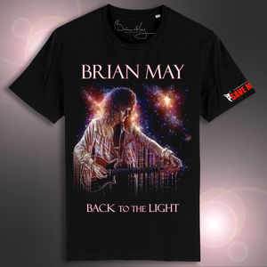 Brian May: Limited Edition Sarah Rugg Artwork T-Shirt