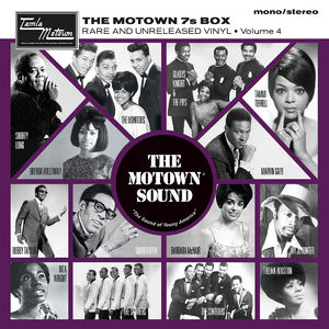 Motown: The Motown 7s Vinyl Box Volume 4 + Limited Edition Poster