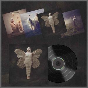 aurora: All My Demons Greeting Me as A Friend LP + Four Artprints
