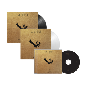 Imagine Dragons: Mercury: Act 1: Vinyl Bundle + CD