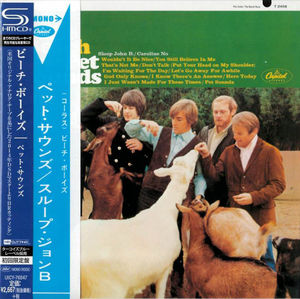 The Beach Boys: Pet Sounds: SHM-CD
