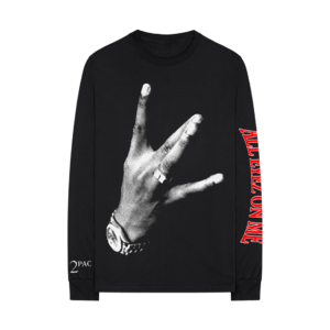 2Pac: AMBITIONZ LONG SLEEVE