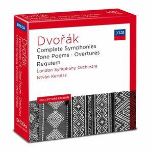 István Kertész: Dvorak: The Symphonies, Tone Poems & Overtures