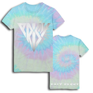 Katy Perry: Tie-Dye Prism T-Shirt