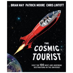 Brian May: The Cosmic Tourist (Hardcover)
