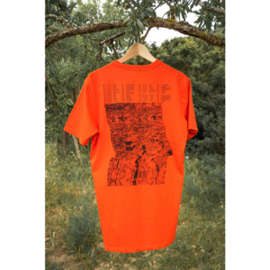Ben Howard: 2018 TOUR RED TEE