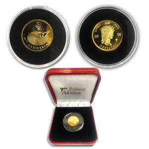 Brian May: 2018 Limited Edition Gold