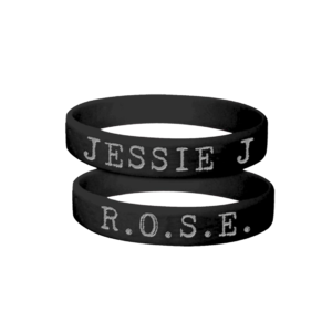 Jessie J: ROSE WRISTBAND