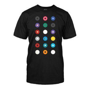 Queen: Queen Studio Collection Black T-Shirt