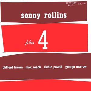 Sonny Rollins: Sonny Rollins Plus Four